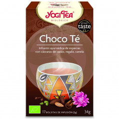 Yogi Tea Chocolate 17 Filtros