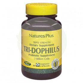 Tri-Dophilus 60 Cápsulas Natures Plus