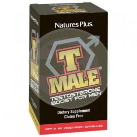T-Man 30 Cápsulas Natures Plus