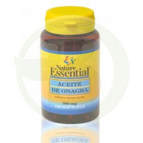 Aceite de Onagra 500Mg. 100 Perlas Nature Essential