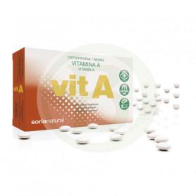 Vitamina A Retard 48 Comprimidos Soria Natural