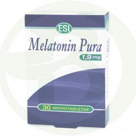 Melatonina Pura 1,9Mg. 30 Tabletas ESI