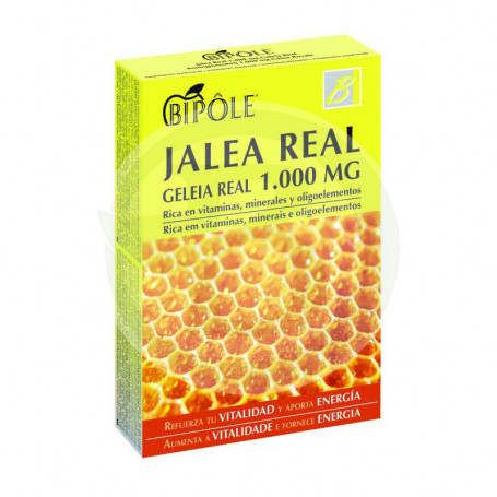 Jalea Real 1.000Mg. 20 Ampollas Intersa