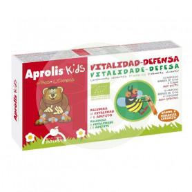 Aprolis Kids Vitalidad-Defensa BIO 10 Ampollas Intersa