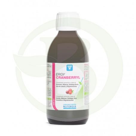 Ergycranberryl 250Ml. Nutergia