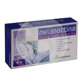 Melanoctina Sueña Toda la Noche 30 Cápsulas Plameca