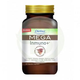 Mega Inmuno+ 60 Cápsulas Dietisa