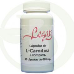 L-Carnitina I-Complex 605Mg. 90 Cápsulas Legat