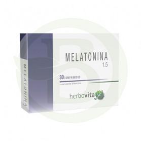 Melatonina 30 Cápsulas Herbovita