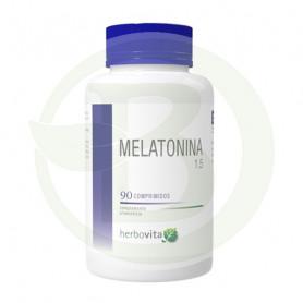 Melatonina 90 Cápsulas Herbovita