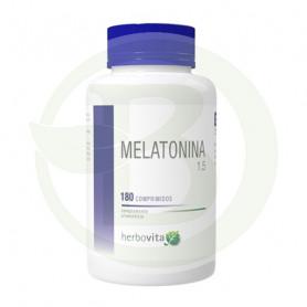 Melatonina 180 Cápsulas Herbovita