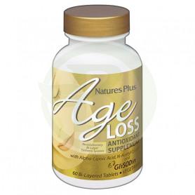 Age Loss 60 Comprimidos Natures Plus