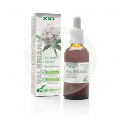 Extracto de Valeriana Fórmula XXI 50Ml. Soria Natural
