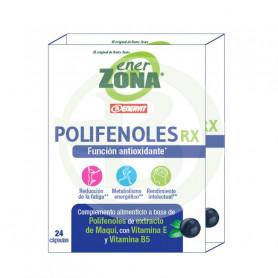 Polifenoles RX 24 Cápsulas Enerzona