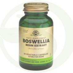 Boswellia 60 Cápsulas Solgar