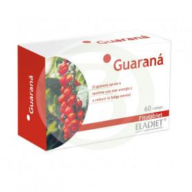 Guaraná 60 Comprimidos Eladiet
