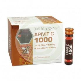 Apivit C 1000 20 Viales Marnys