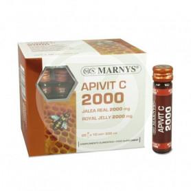 Apivit C Plus 2000 20 Viales Marnys