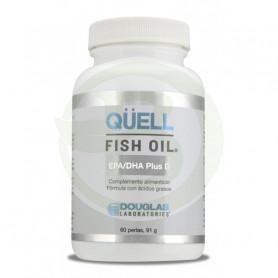 Quell Aceite de Pescado EPA/DHA 60 Perlas Douglas