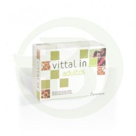 VIittal In Adultos 20 Viales Plameca