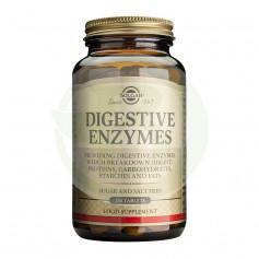 Enzimas Digestivas 100 Cápsulas Solgar
