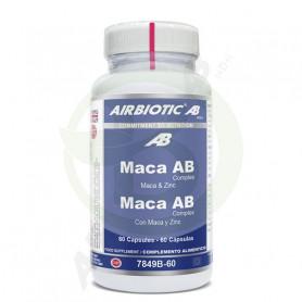 Maca AB Complex 60 Cápsulas Airbiotic