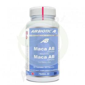 Maca AB Complex 30 Cápsulas Airbiotic