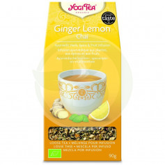 Yogi Tea Jengibre y Limón 90Gr.