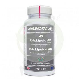 Ácdio Lipoico Complex 60 Cápsulas Airbiotic