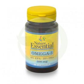 Omega 3 500Mg. 50 Perlas Nature Essential