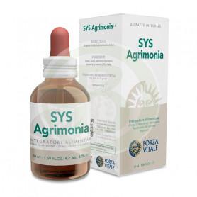 SYS Agrimonia 50Ml. Forza Vitale