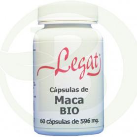 MAca Bio 60 Cápsulas Legat