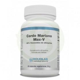 Cardo Mariano Max-V 60 Cápsulas Douglas