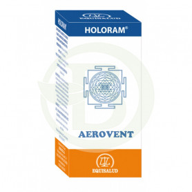 Holoram Aerovent 60 Cápsulas Equisalud