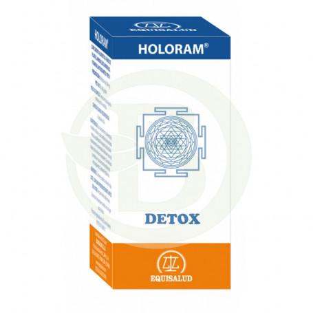 Holoram Detox 60 Cápsulas Equisalud